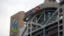 HSBC, StanChart back China's Hong Kong security law