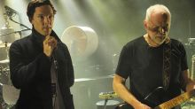 Benedict Cumberbatch makes a shock performance with Pink Floyd's Dave Gilmour