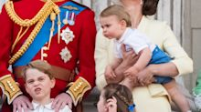 Coronavirus: Prince George, Princess Charlotte and Prince Louis join 'Clap for Carers'