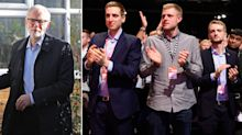'The three proudest sons on the planet': Corbyn's children offer heartfelt praise after election loss