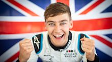 F1 rookie George Russell seeking release from pressure of the paddock