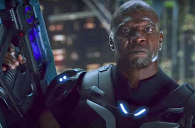 'Crackdown 3' delivers cel-shaded destruction with Terry Crews