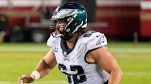 Jason Kelce: 'It was one of the all-time dumb penalties'