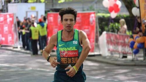 Alex Pires conquista Mundial de Maratona do IPC