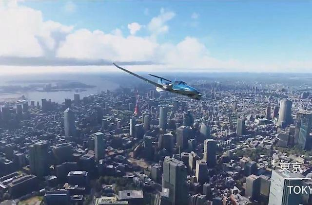 'Microsoft Flight Simulator' is getting a Japan-centric update next week