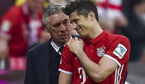 """Bundesliga: Lewandowski gibt Entwarnung: """"Nicht so schlimm"""""""