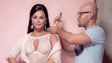 Viviane Araújo exibe boa forma em ensaio no Instagram