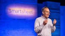 Software company Smartsheet spikes 30% in IPO