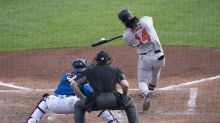 Mullins propels Orioles past Blue Jays