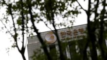 South Korea's central bank holds rates but leaves door open for future cuts