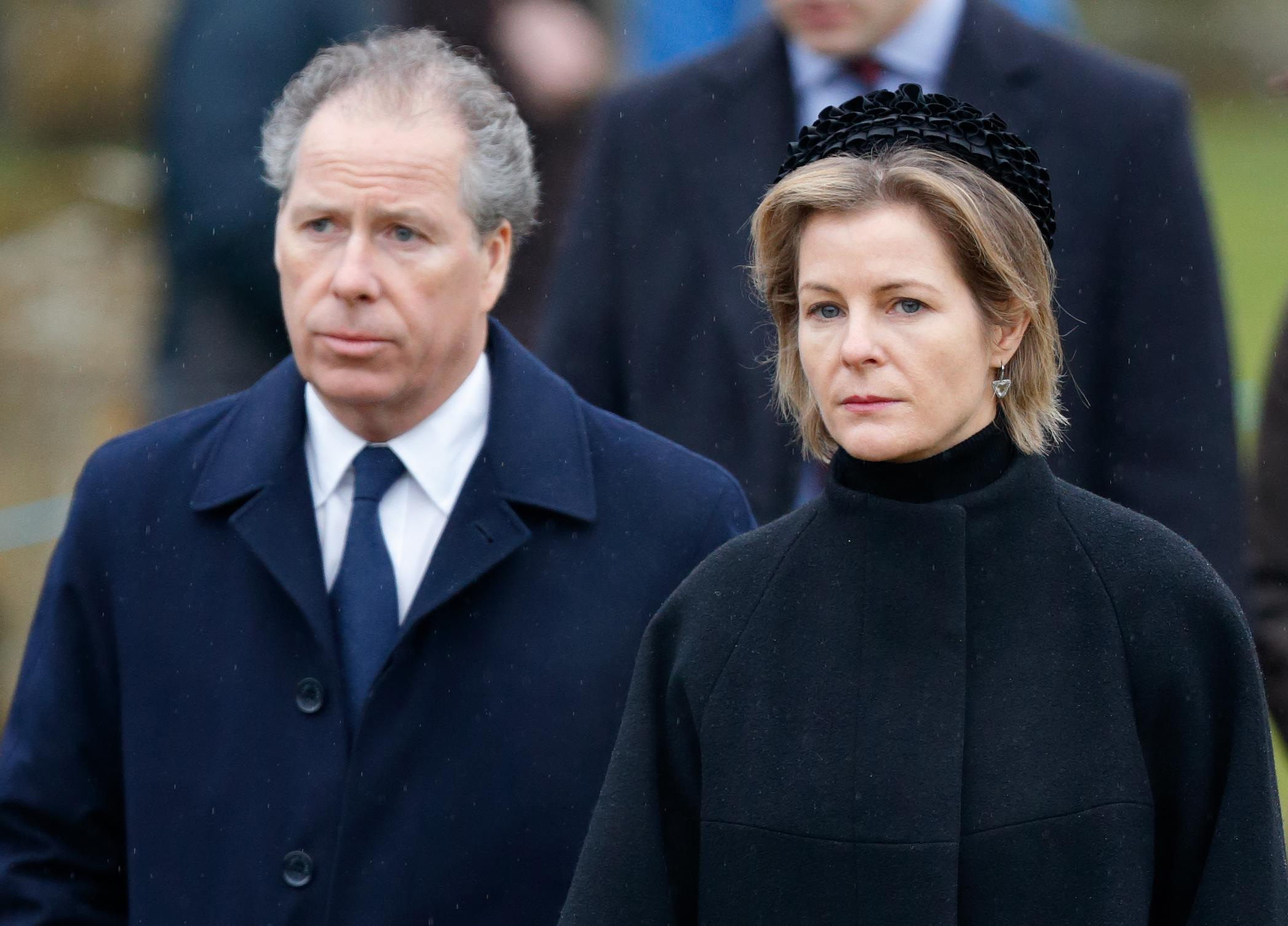Queen's nephew Earl of Snowdon announces 'amicable divorce'
