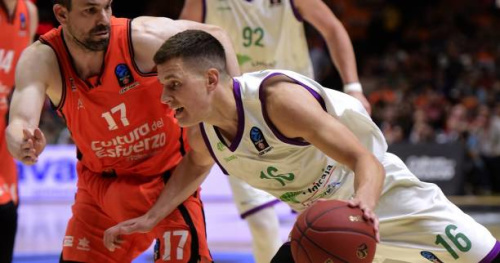 Basket - Eurocoupe - Malaga renverse Valence et remporte l'Eurocoupe