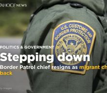 Border Patrol chief resigns as migrant kids are sent back to Texas camp