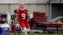 Chiefs release WR Chris Finke from IR with an injury settlement