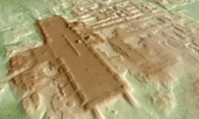 超巨大!發現最古老馬雅遺址