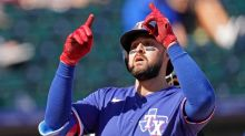 Texas Rangers interested in extending Joey Gallo. A spring deal, though, is unlikely.
