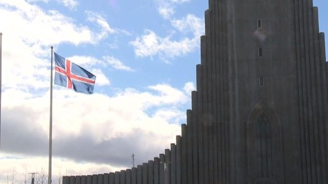 Iceland centre-right opposition poised for election win