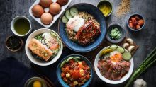 Don Play Play does Japanese rice bowl delivery islandwide, and it's restaurant-quality stuff