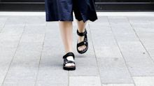 These £40 sandals sold out within three days at John Lewis - but we know where else you can buy them (on sale)