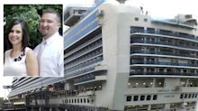 Man who brutally murdered wife on cruise ship found dead