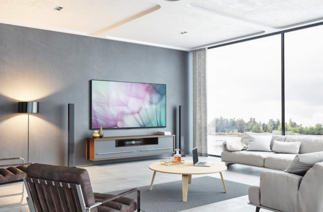 Esta imponente TV de Sharp es la primera 8K de Europa y puede ser tuya por un precio de locos