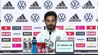 DFB-Team: Ilkay Gündogan über die Pleite im Finale der Champions League