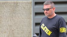 Magna Carta 'theft': Man 'tried to steal priceless document because he thought it was fake'