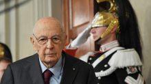 Italy's ex-president Napolitano has emergency heart surgery