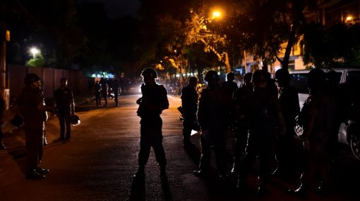 Bangladesh police shoot dead suspected cafe attack mastermind