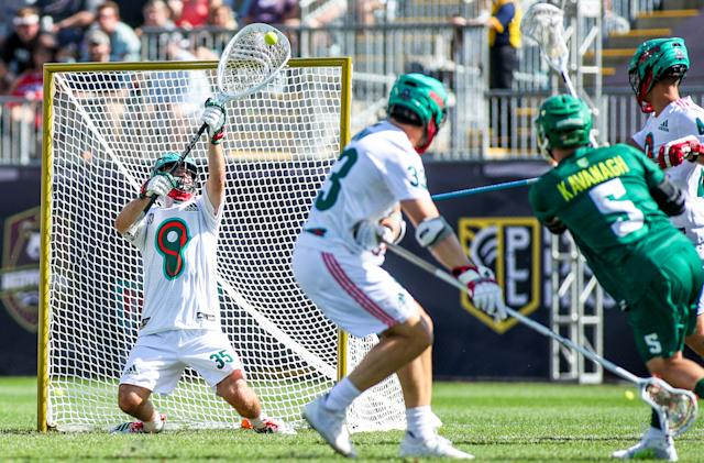 Peacock delves deeper into live sports with the Premier Lacrosse League
