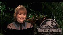 Bryce Dallas Howard talks 'Jurassic World 3' wishes (exclusive)