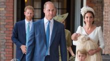 Prince Louis's christening: See what Kate, Meghan, and Pippa wore
