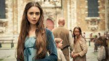 Lily Collins shows full extent of shocking Les Misérables transformation