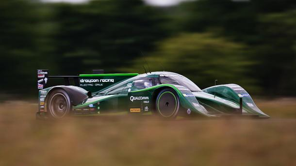 How the world\'s fastest electric race car gets its speed