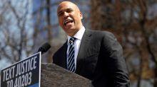 Sen. Cory Booker suspends presidential campaign
