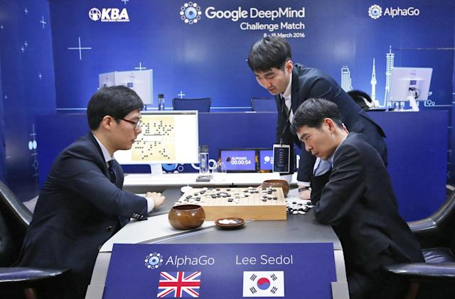 Google AI finally loses to Go world champion
