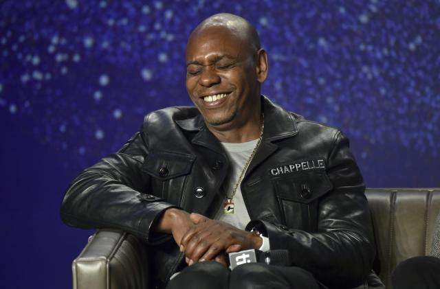 Netflix's fifth Dave Chappelle comedy special debuts August 26th