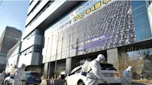 South Korea is testing 200,000 members of a doomsday church linked to more than 60% of its coronavirus cases