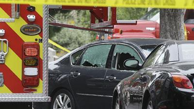 Man Shot Dead After Killing 4 in Southern Calif.