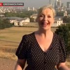 Carol Kirkwood: BBC weather presenter responds to awkward 'doggers' mix-up live on air