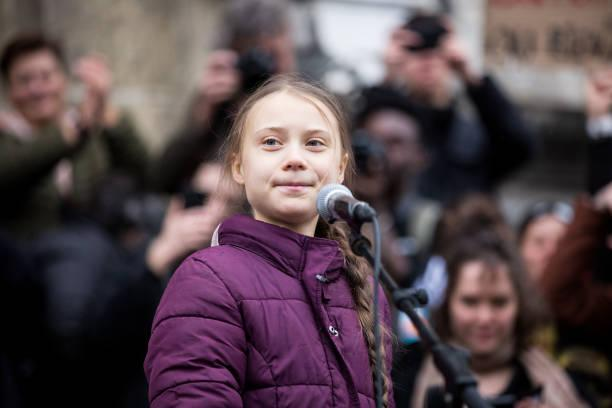 Teenage climate activist Greta Thunberg nominated for Nobel Peace Prize