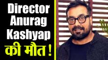 Anurag Kashyap shares a funny tweet in response to his fake death news
