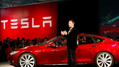 Tesla eyes Shanghai factory as electric car company looks to expand manufacturing base