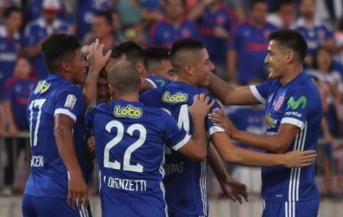 Los jugadores que podrían irse en junio de Universidad de Chile
