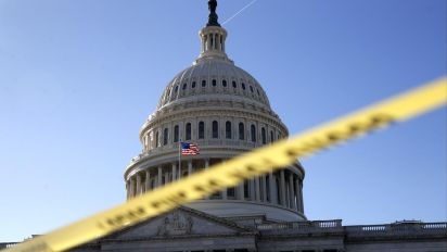 US government shutdown begins