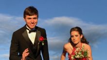 Multitasking Teen Ran a Race in Full Hair and Makeup, Then Went to Prom