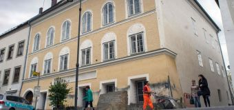 Hitler's birthplace will soon be a police station