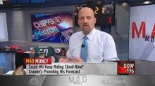 Cramer steps out on a limb to support Micron