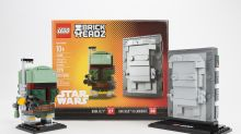 Here's the Boba Fett-Han Solo 'Star Wars' Lego set you can only get at New York Comic Con