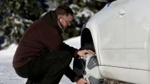 Czech inventor gives snow chains a modern makeover